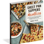Sheet Pan Suppers Meatless Cookbook | #Giveaway | #SheetPanSuppersMeatless