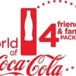 World of Coca-Cola Friends and Family Four Pack | Atlanta