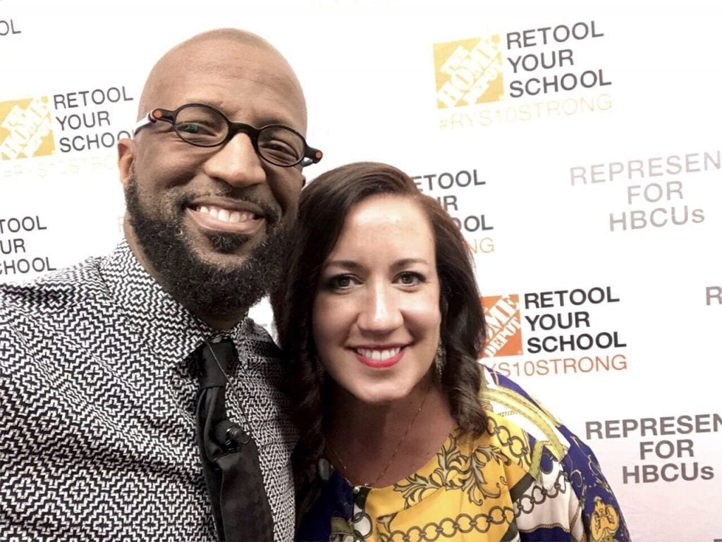 2019 Home Depot Retool Your School Campus Improvement Grant Program Award Recipients | #SimplyAmazingLiving