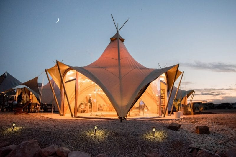Incredible Glamping Sites across the USA, #SimplyAmazingLiving