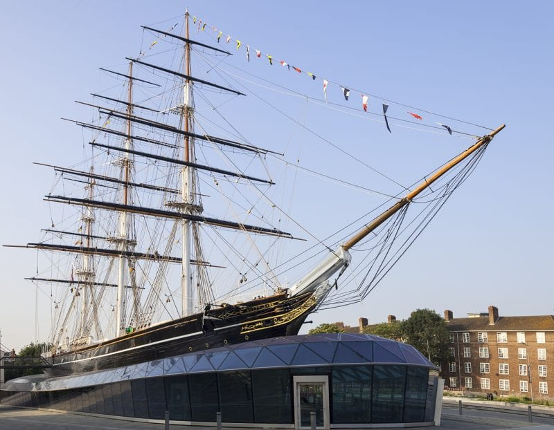 Cutty Sark | Simply Amazing Living
