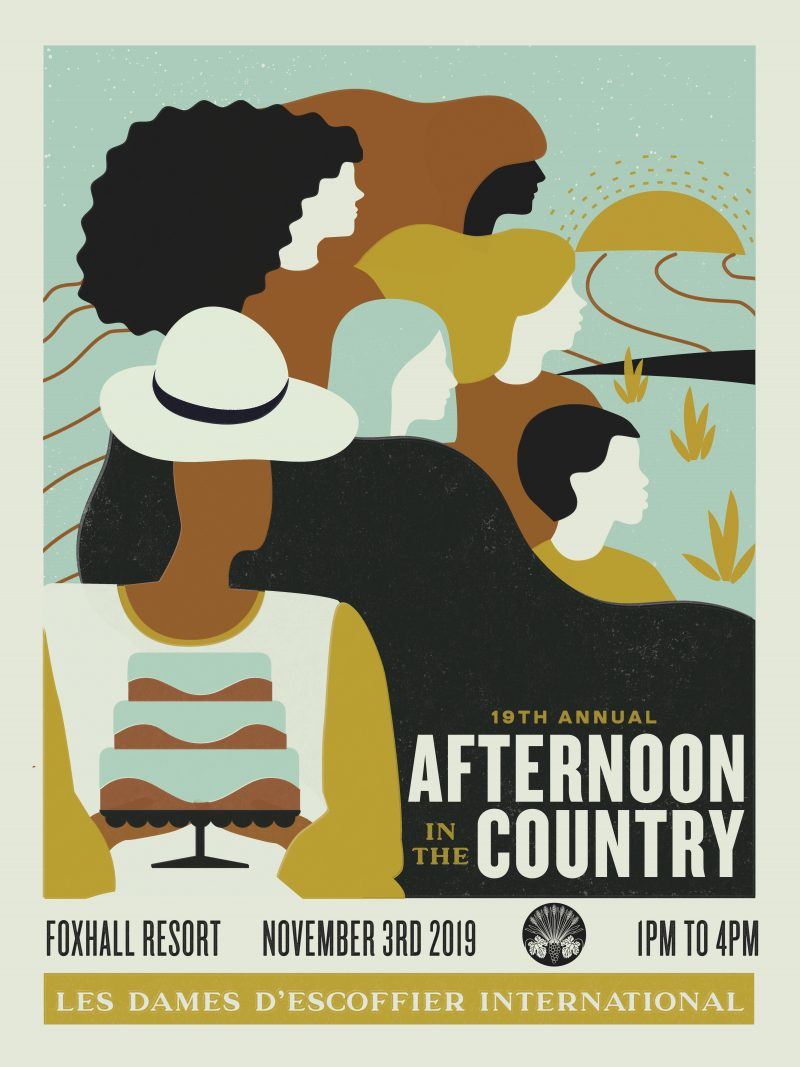 Afternoon In The Country with Les Dames d' Escoffier Atlanta