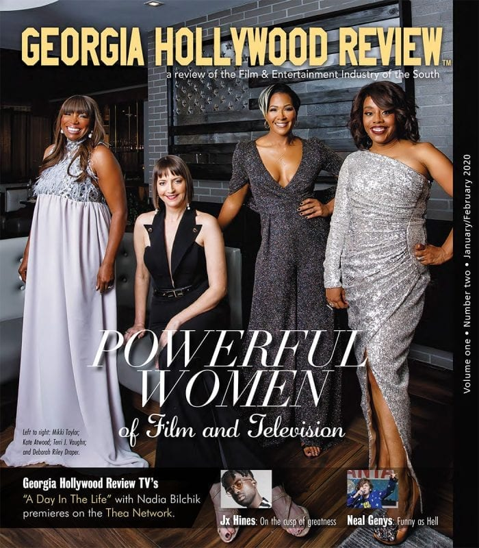 Cover of the Georgia Hollywood Review